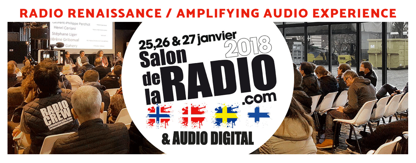 Salon de la radio 2017 revivez les grands moments 03 for Salon de la radio 2017
