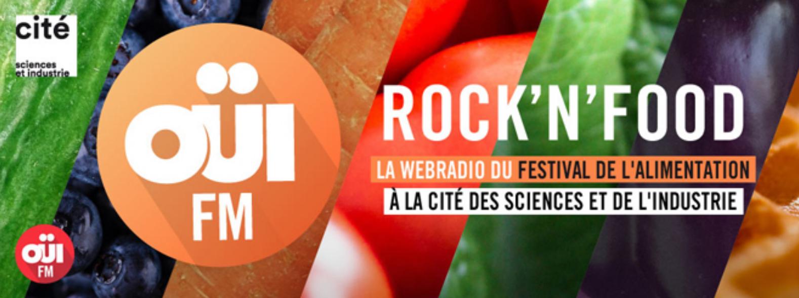 Oüi FM : une webradio pour mettre en appétit