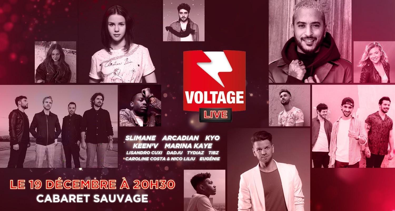 """Voltage : le """"Voltage Live"""" est de retour"""