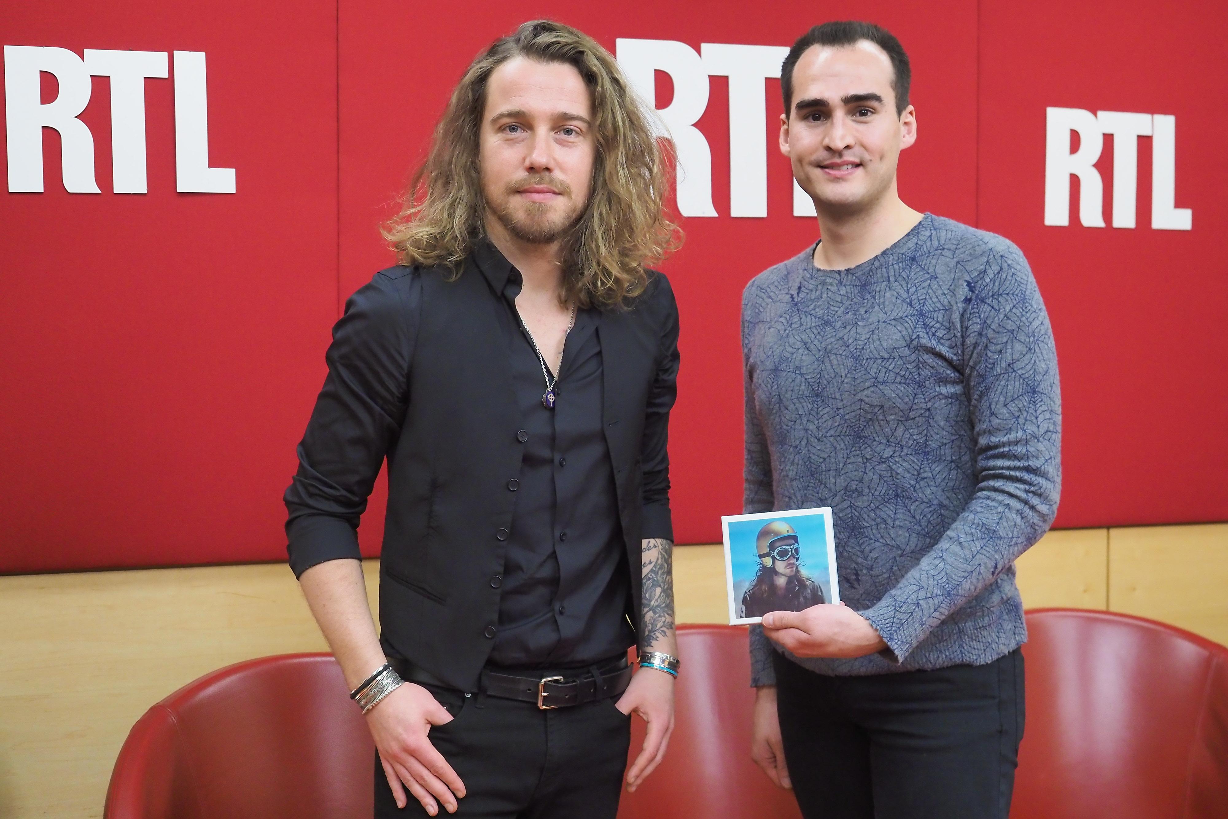 """""""&"""" de Julien Doré a été élu """"Album RTL de l'année 2017"""" © Laurent Vu pour SIPA"""