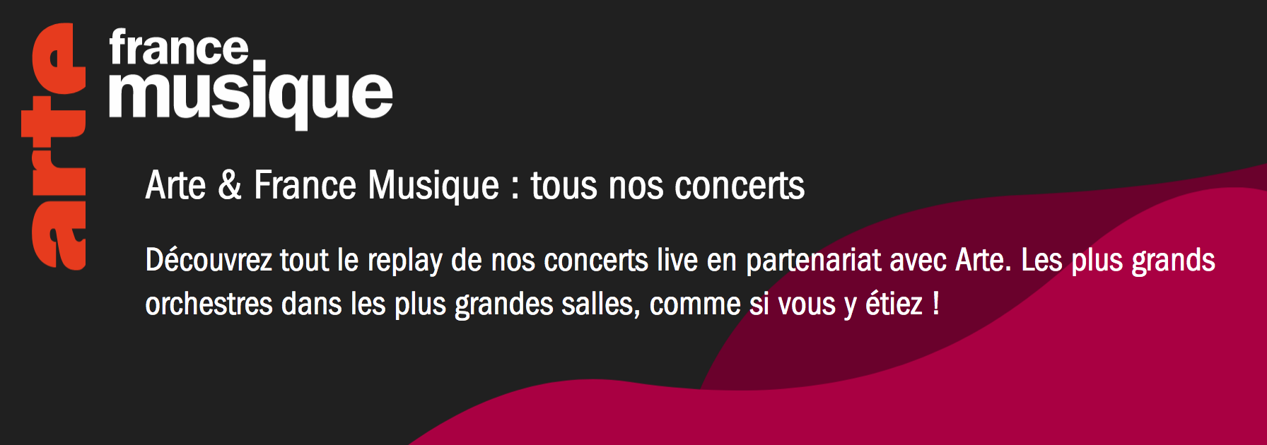 France Musique inaugure sa salle de concert virtuelle