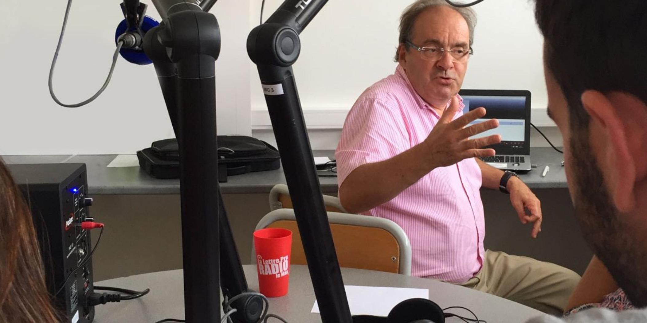 Avec CH Conseil, Claude Hemmer met 35 ans d'expérience au service des radios publiques et privées