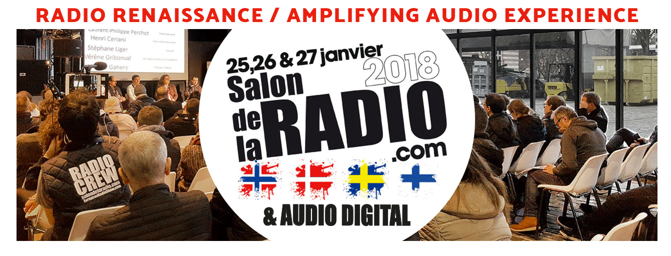 Participez aux Grands Prix Radio 2018 du Salon de la Radio