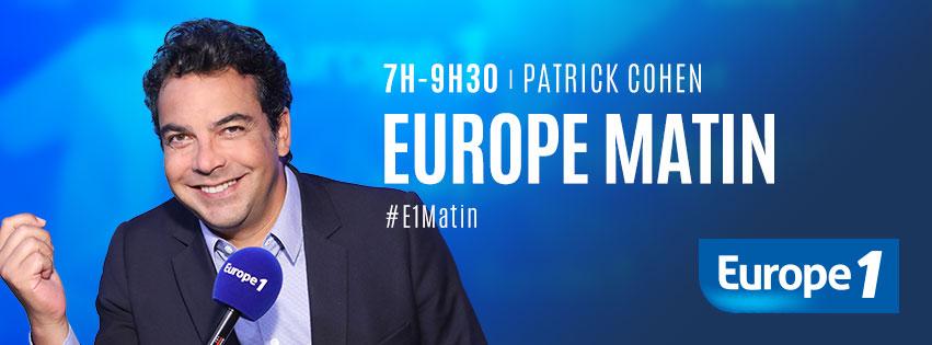 Europe 1 : nouveaux rendez-vous et nouveaux horaires