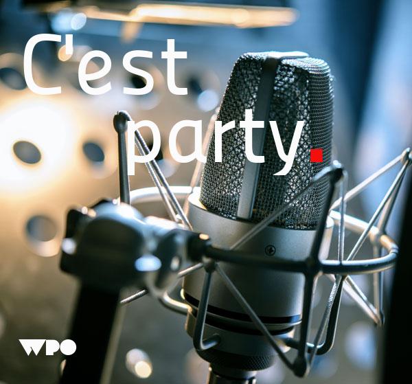 Le studio WPO produit du podcast de marque