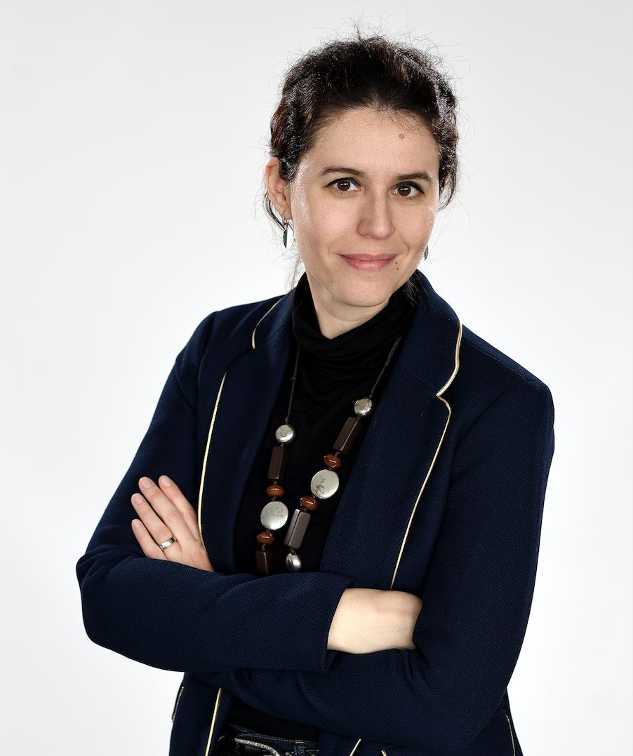 Stéphanie Chazel a pris ses fonctions le 7 décembre 2017 © Christophe Abramowitz