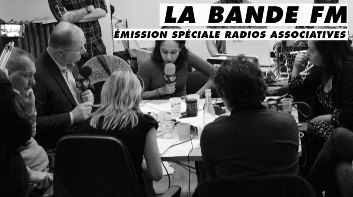 Campus Paris retrace l'histoire des radios associatives
