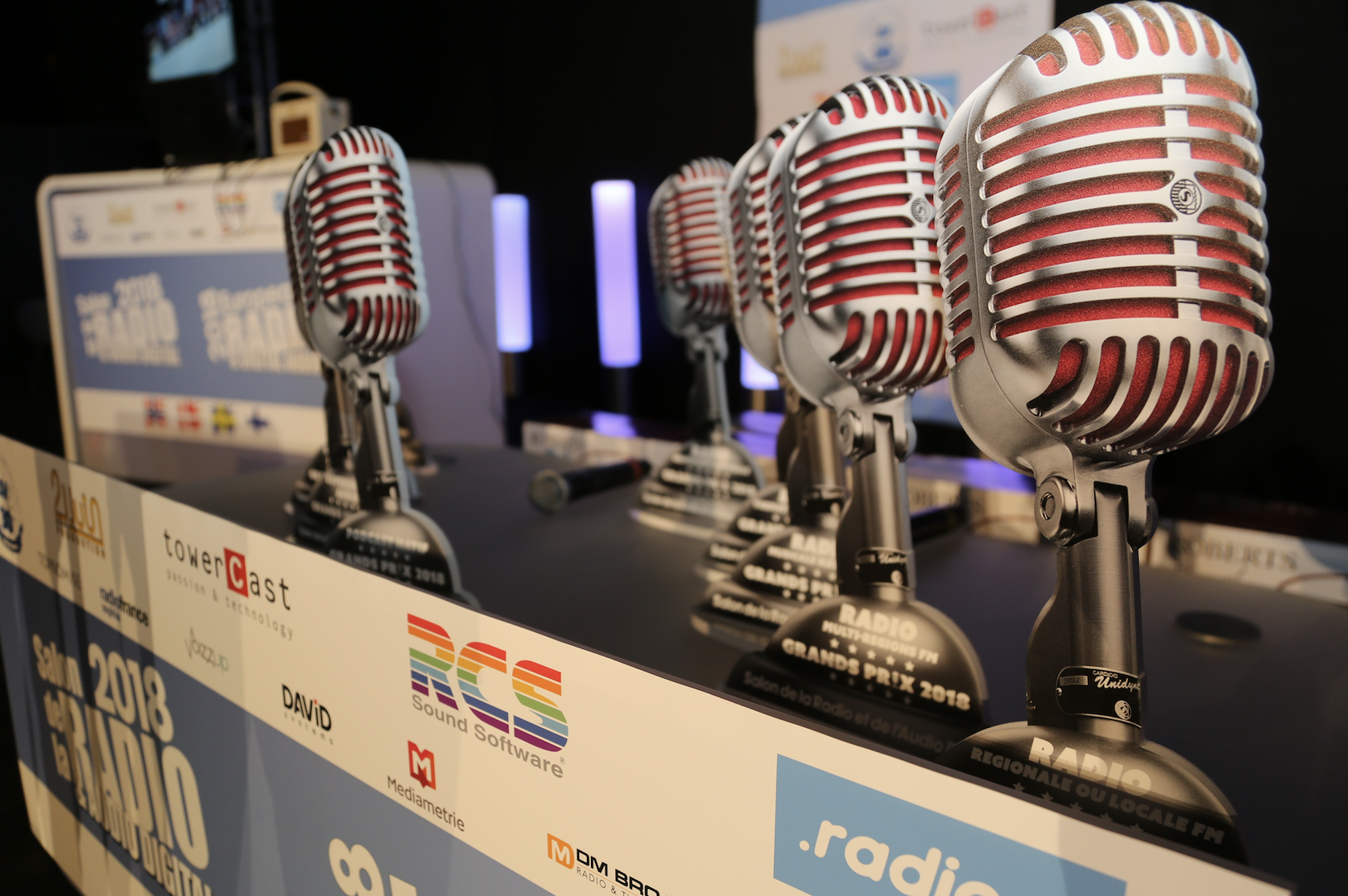 Grands Prix Radio 2018 ! Et les gagnants sont….