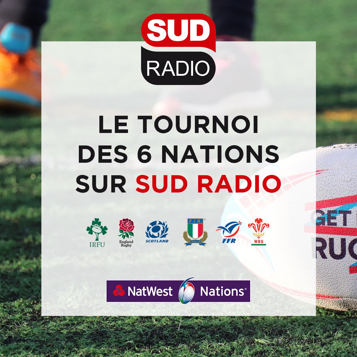 Sud Radio Rugby est sur tous les fronts ce week-end