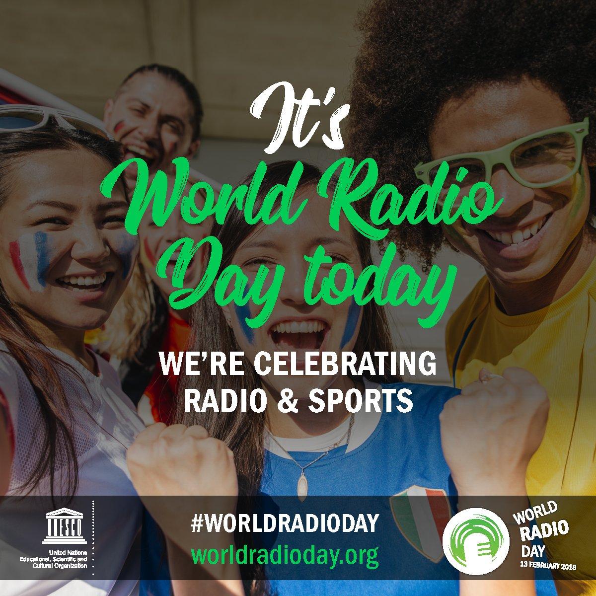 C'est la Journée mondiale de la radio 2018