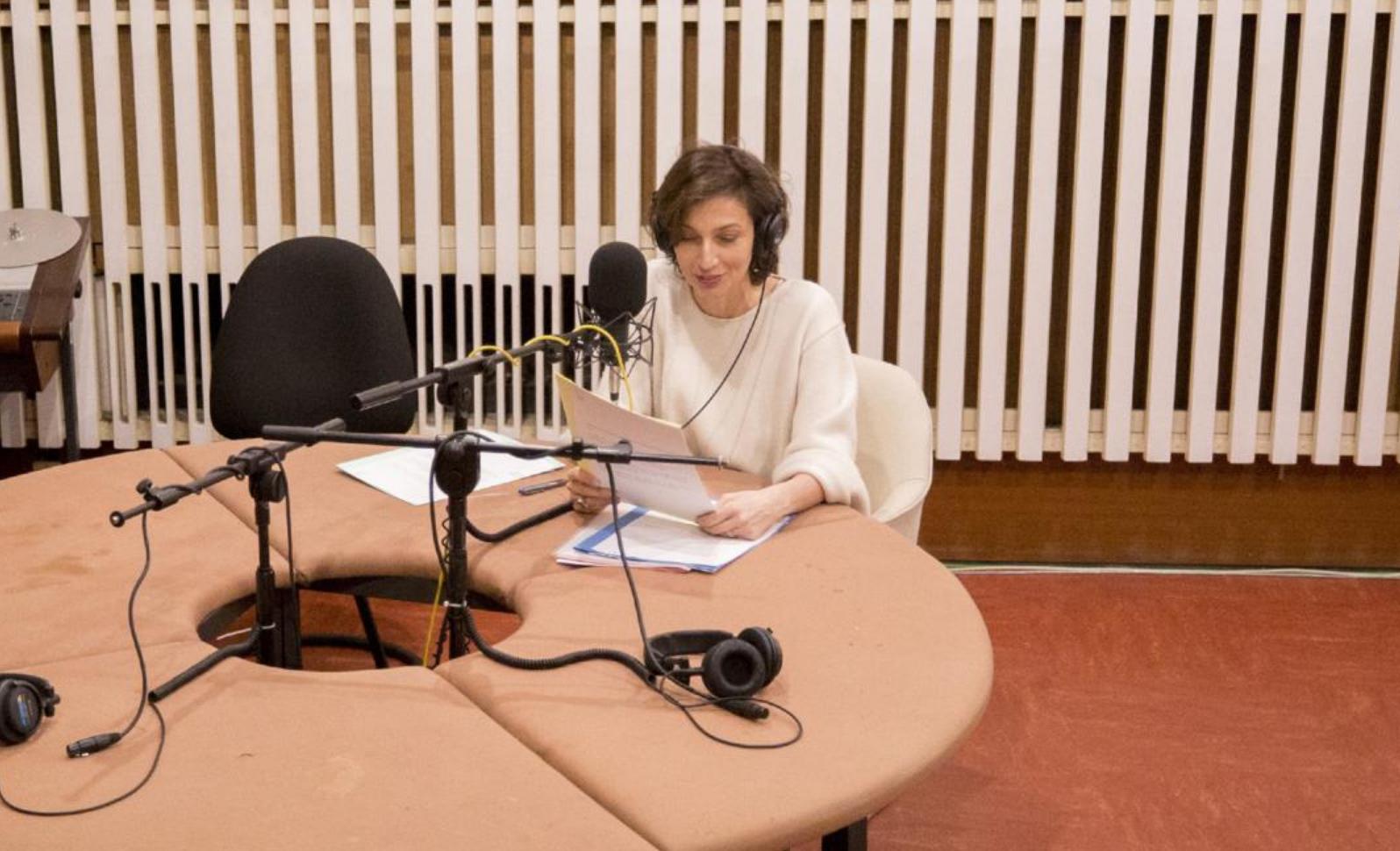 Journée mondiale de la radio : Audrey Azoulay veut mobiliser