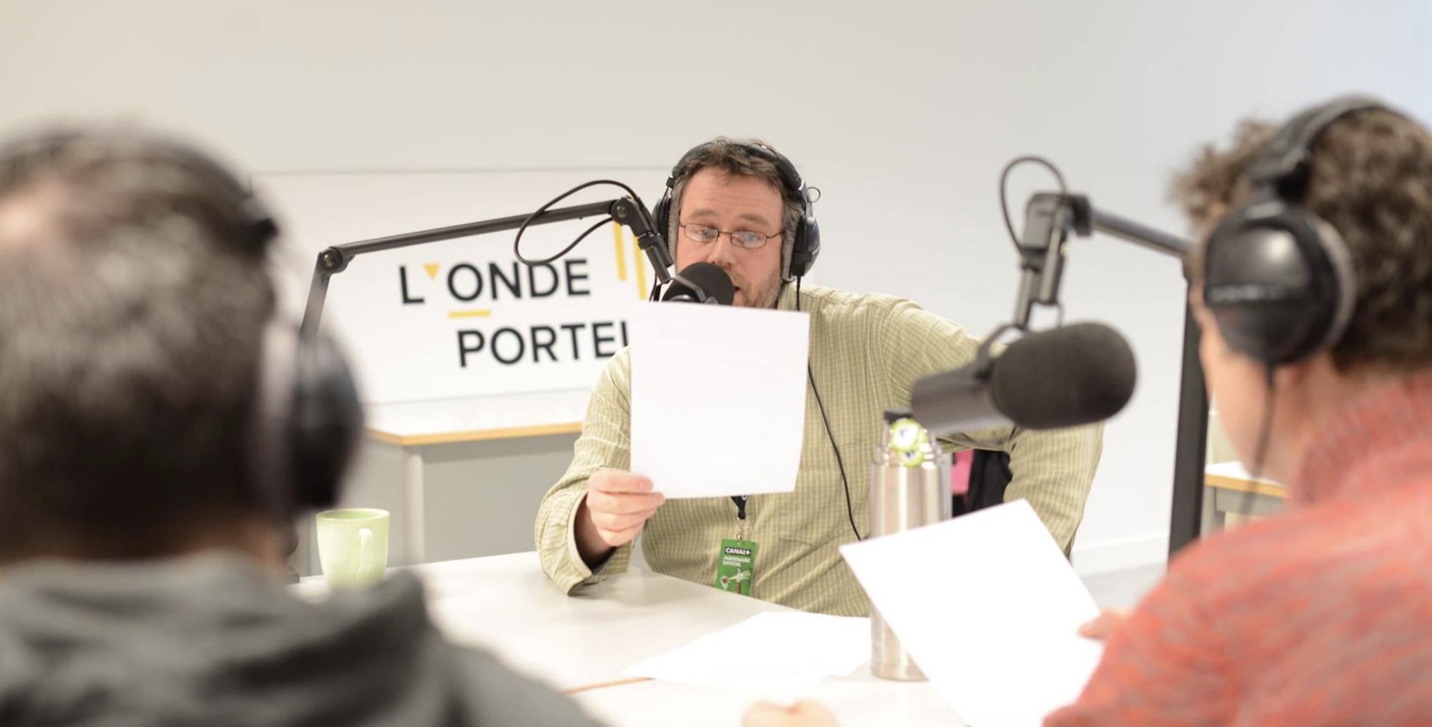 """""""Écrire pour la radio"""", une nouvelle formation de L'Onde Porteuse"""