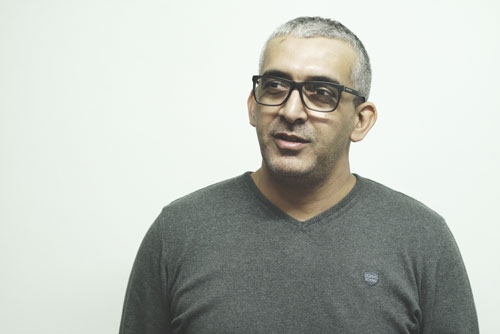 Farid Boulacel, coprésident de la CNRA.