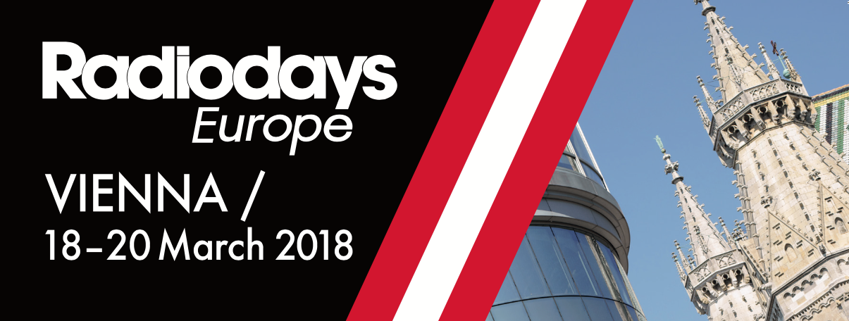 Radiodays Europe débarquent à Vienne