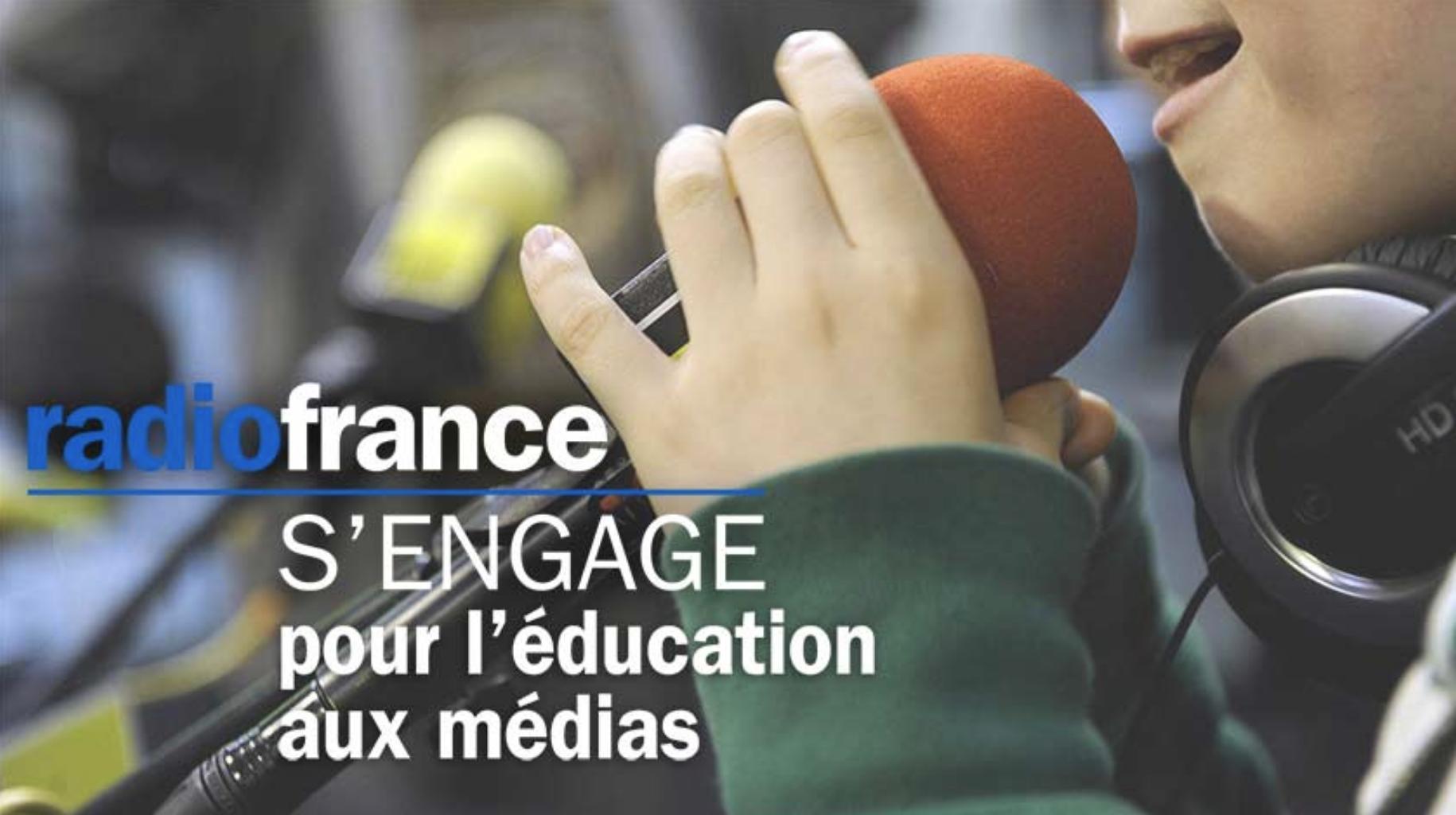 Radio France partie prenante de la Semaine de la presse