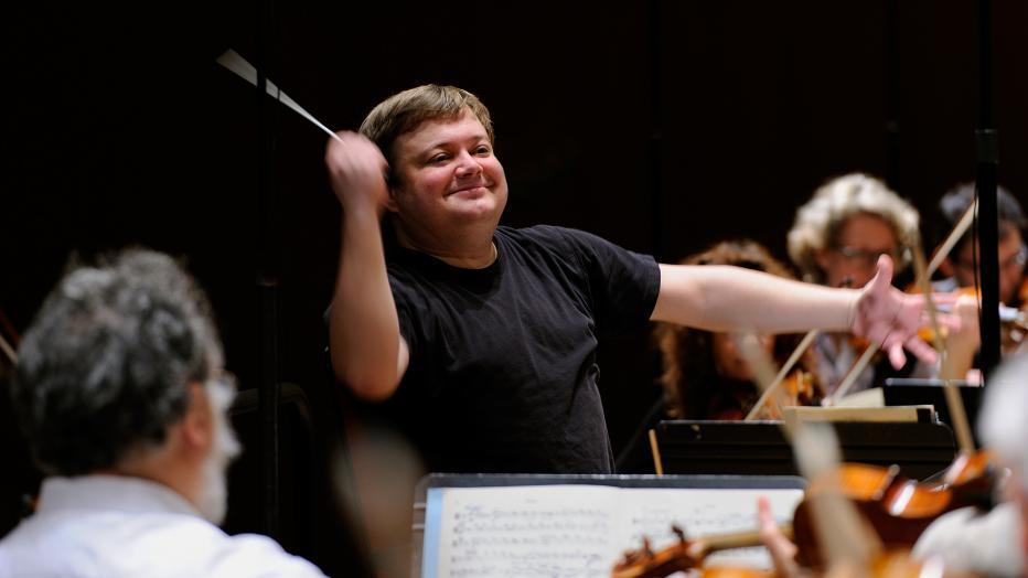 Mikko Franck est le directeur musical de l'Orchestre philharmonique de Radio France © Christophe Abramowitz / Radio France