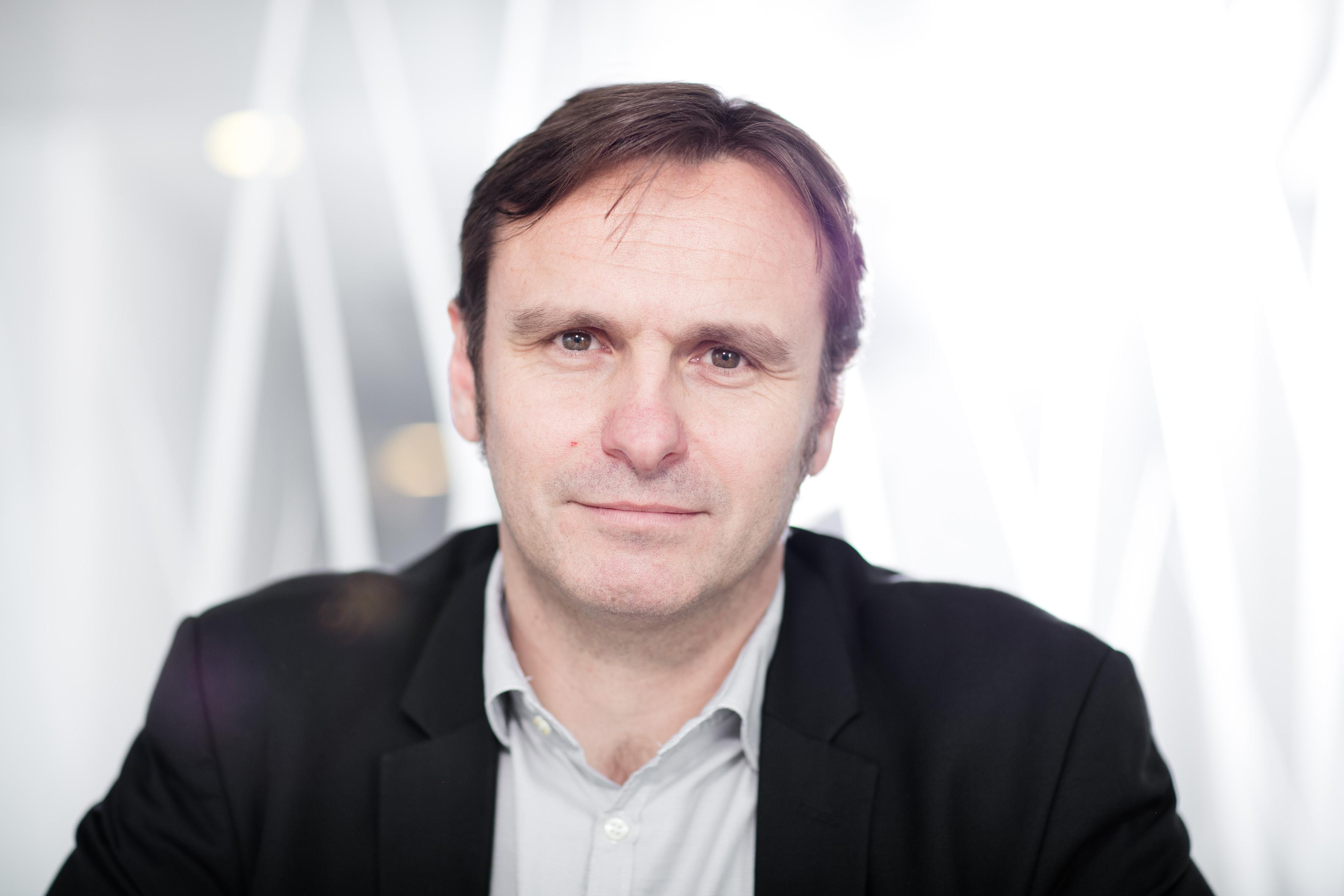 Guy Detrousselle dirige le pôle local de Médiamétrie.
