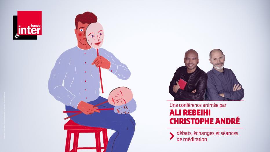 France Inter : une conférence sur l'émotion