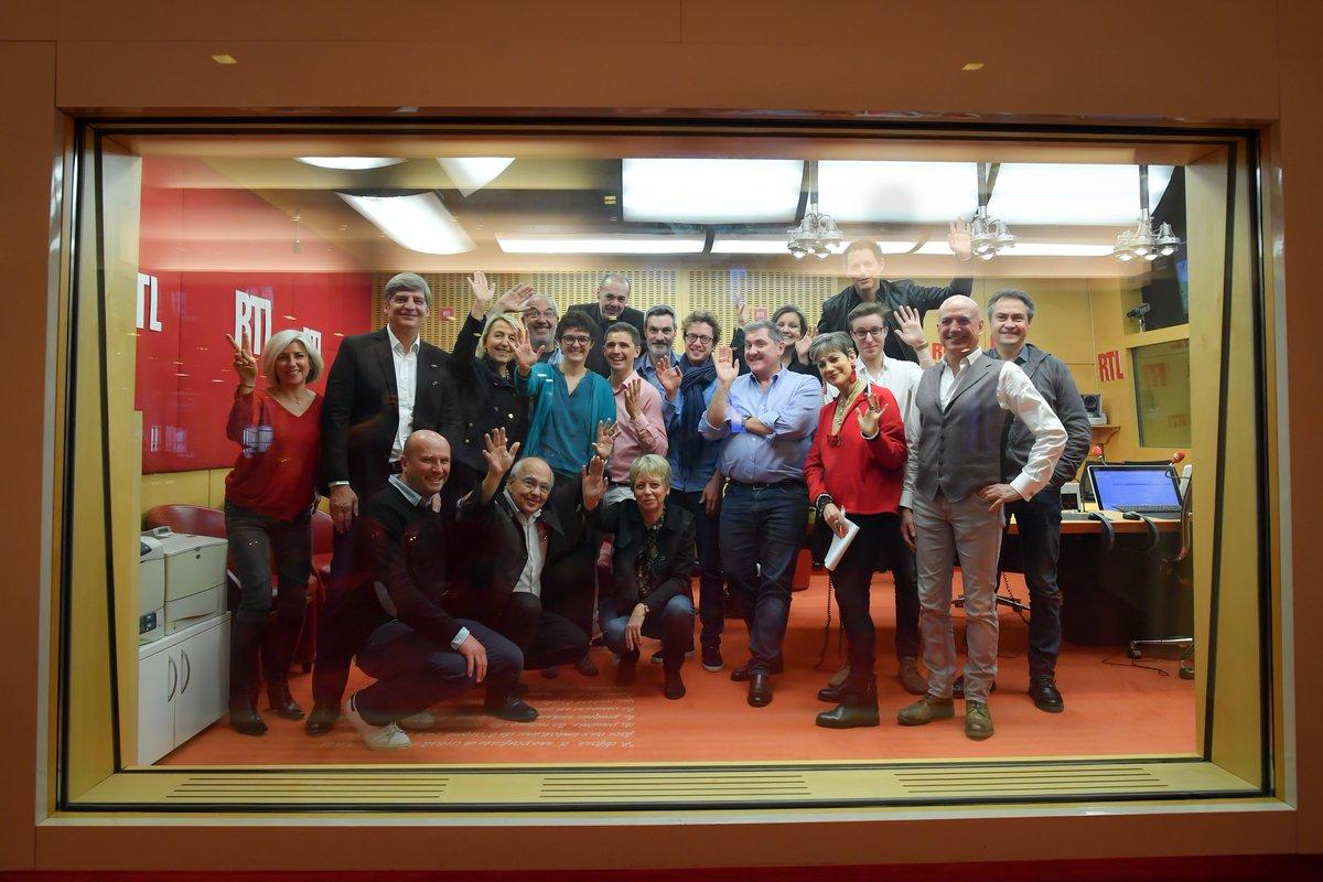 RTL à Neuilly-sur-Seine : Jour 1