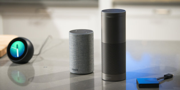 Alexa, l'assistant vocal d'Amazon sort avant l'été en France