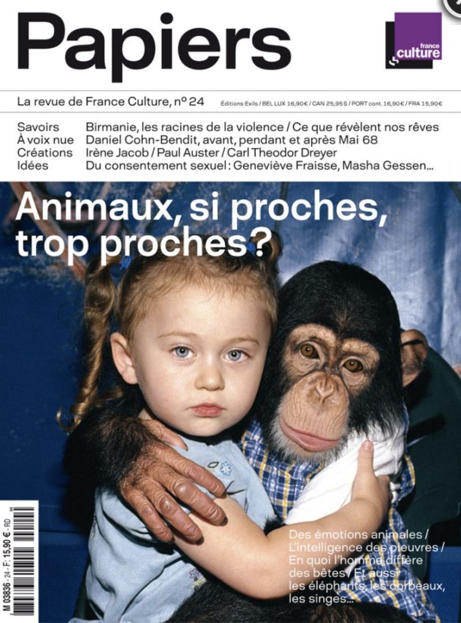 France Culture, c'est aussi un magazine