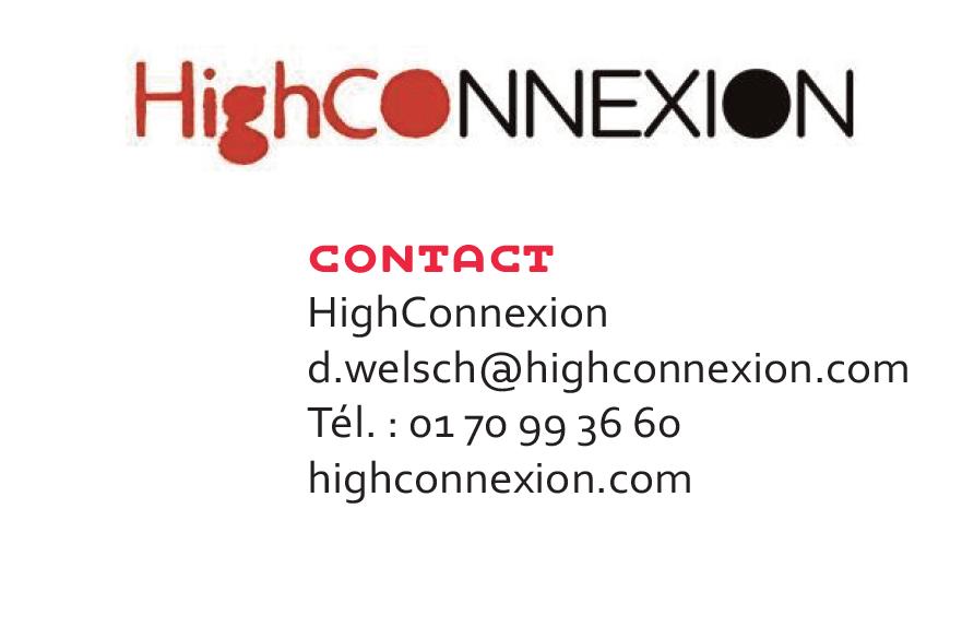 HighConnexion innove de nouveau