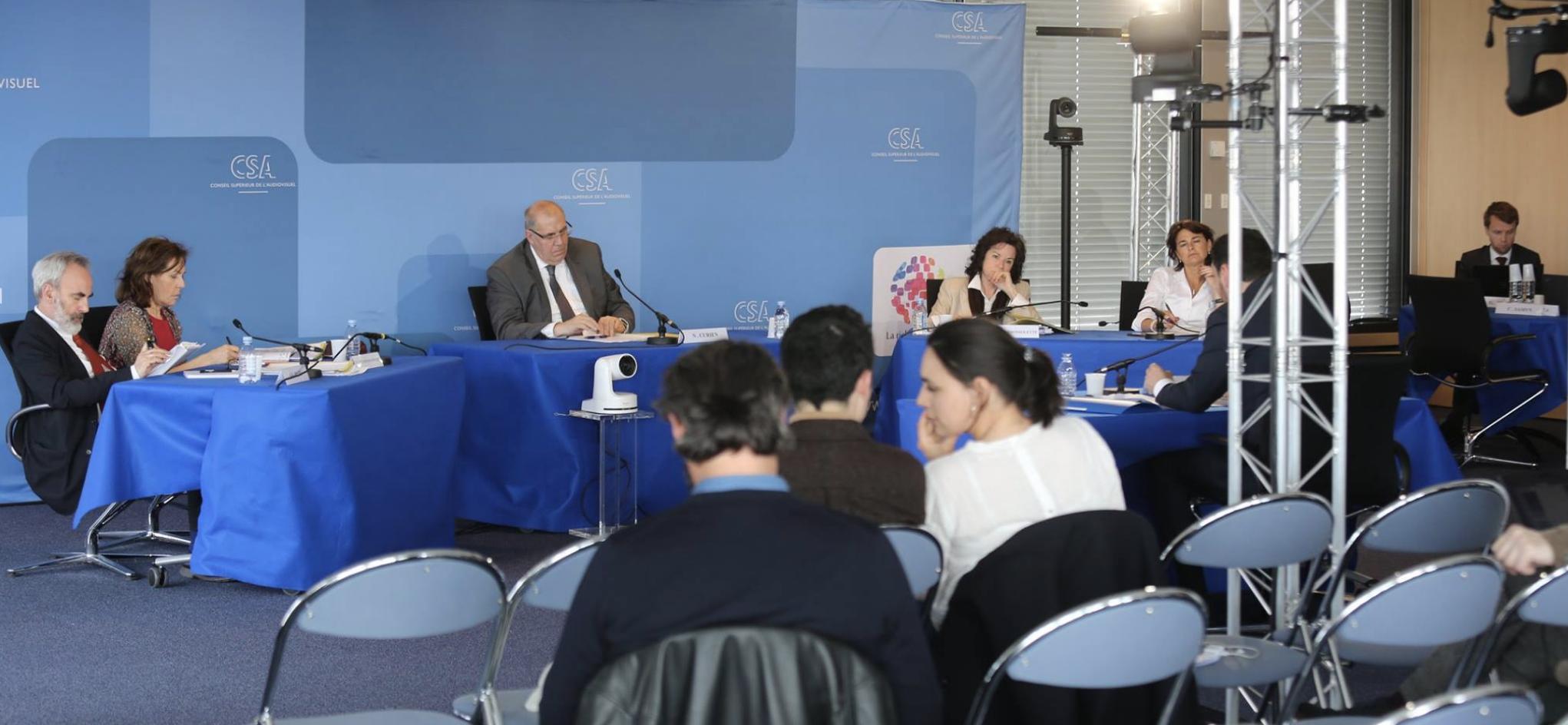 Le Conseil auditionnera deux candidats à la présidence de France Médias Monde le 18 avril prochain © Serge Surpin / La Lettre Pro de la Radio