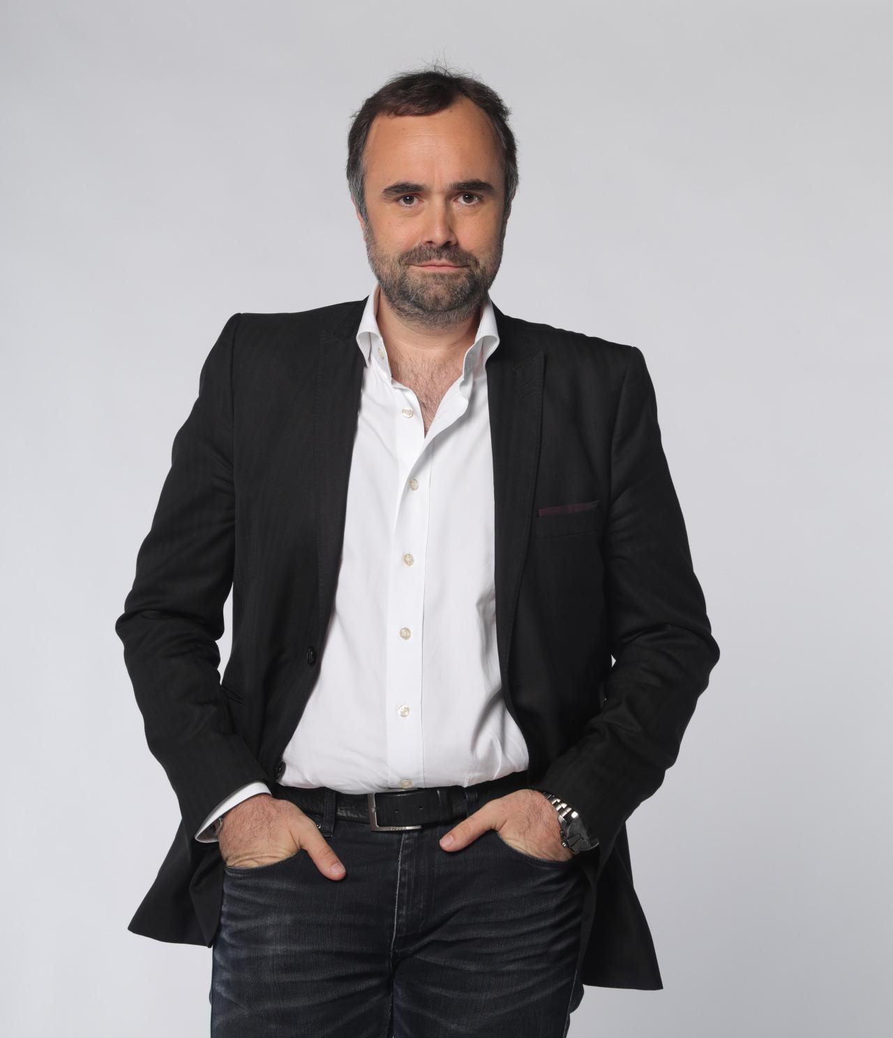 Gaël Sanquer apprécie quotidiennement les infos de La Lettre Pro - Crédit : François Berthier
