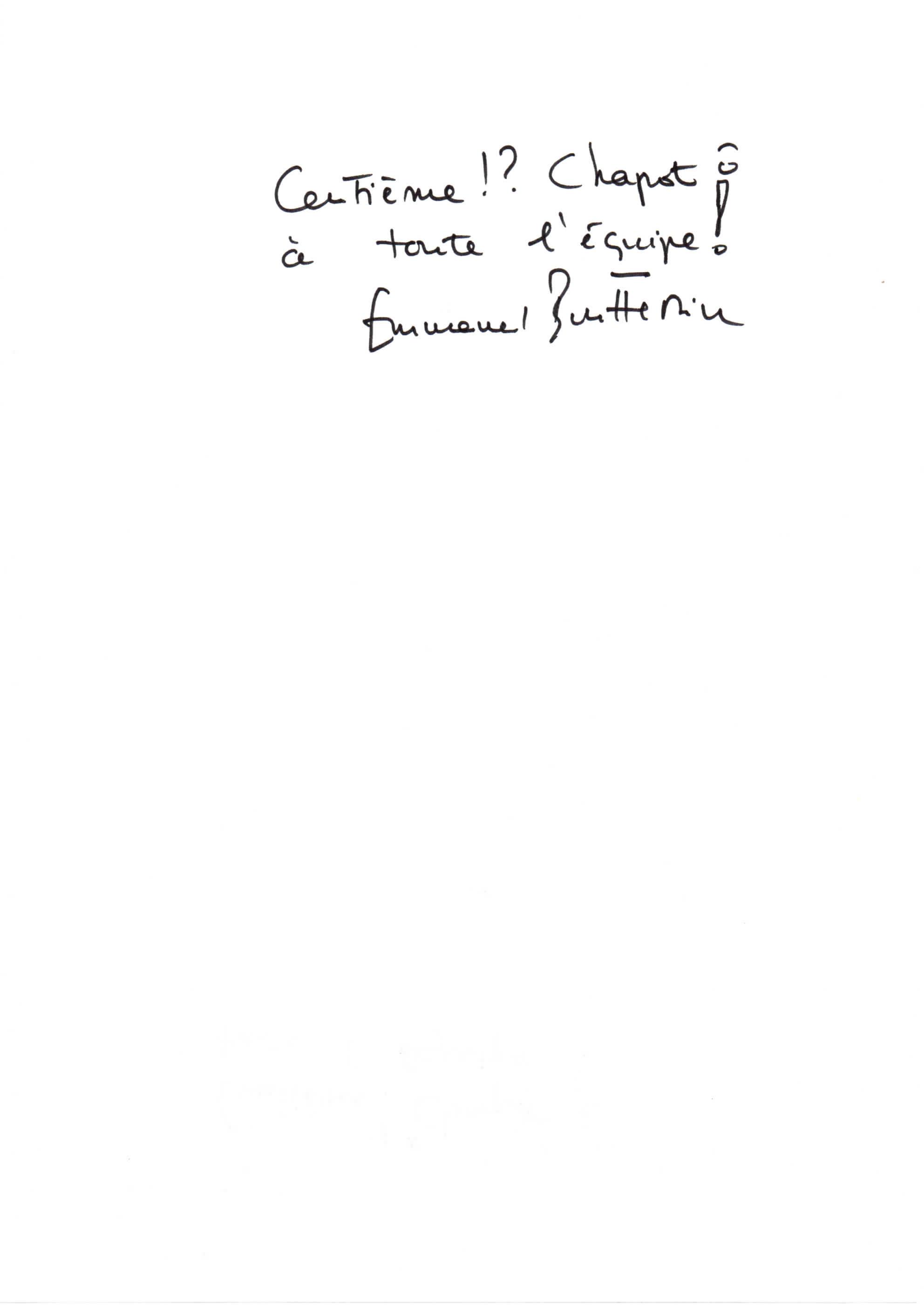 Emmanuel Boutterin