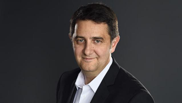 Laurent Guimier est actuellement directeur général délégué aux antennes de Radio France / RF/Christophe Abramowitz