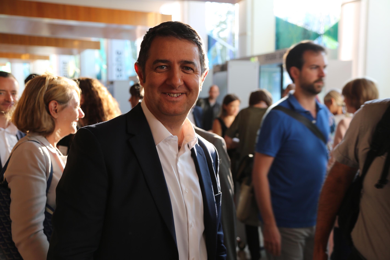 Laurent Guimier bientôt de retour à Europe 1 ? © Serge Surpin / La Lettre Pro de la Radio