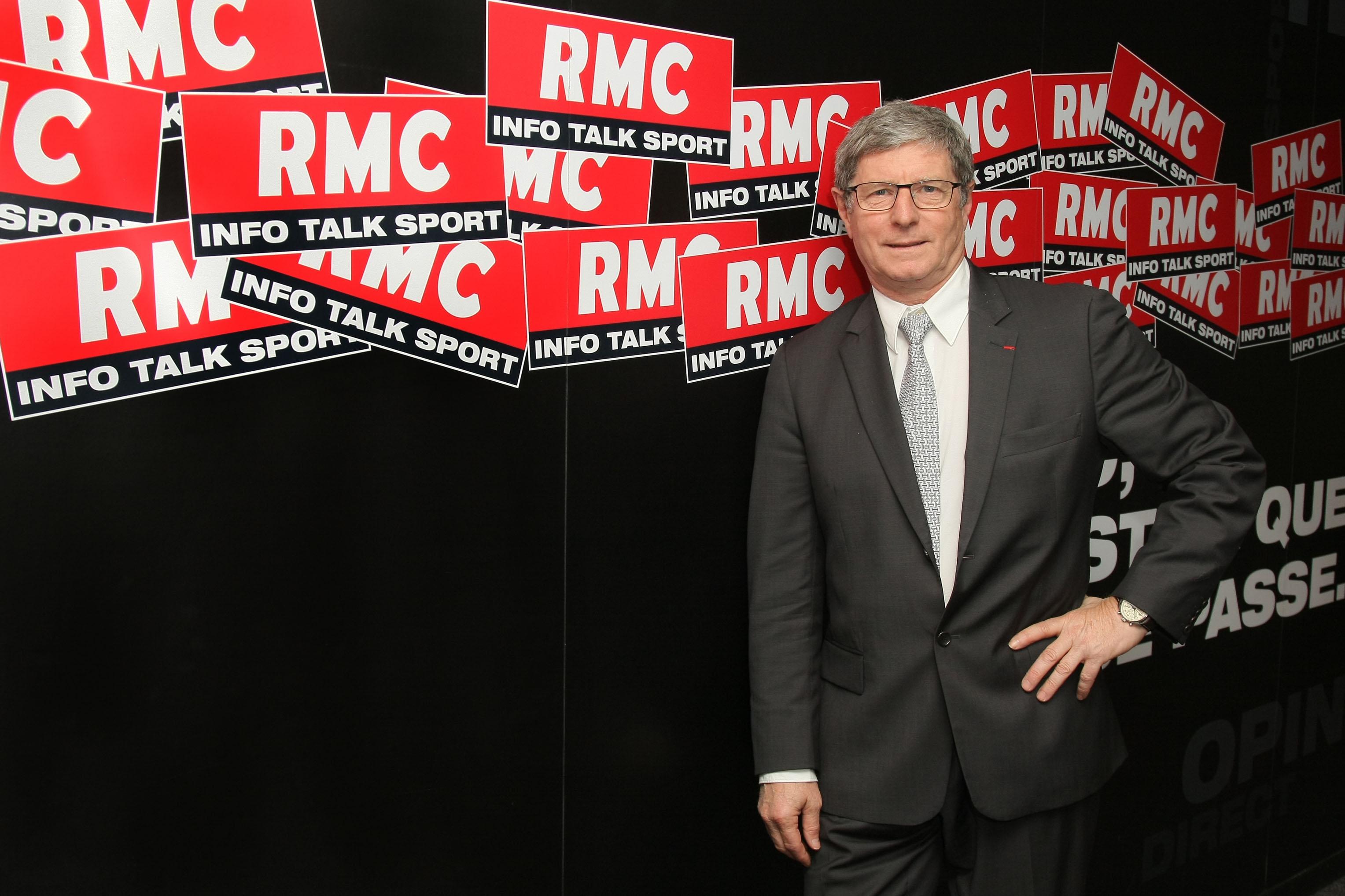 Jean-Michel Larqué fait son jubilé sur RMC