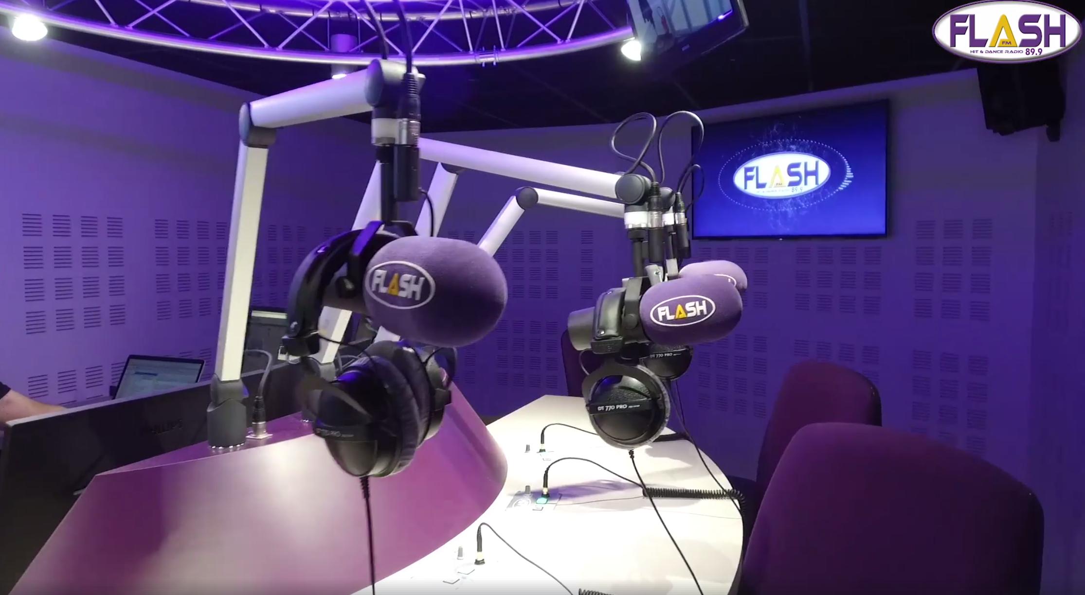 Flash FM s'est installée dans ses nouveaux locaux