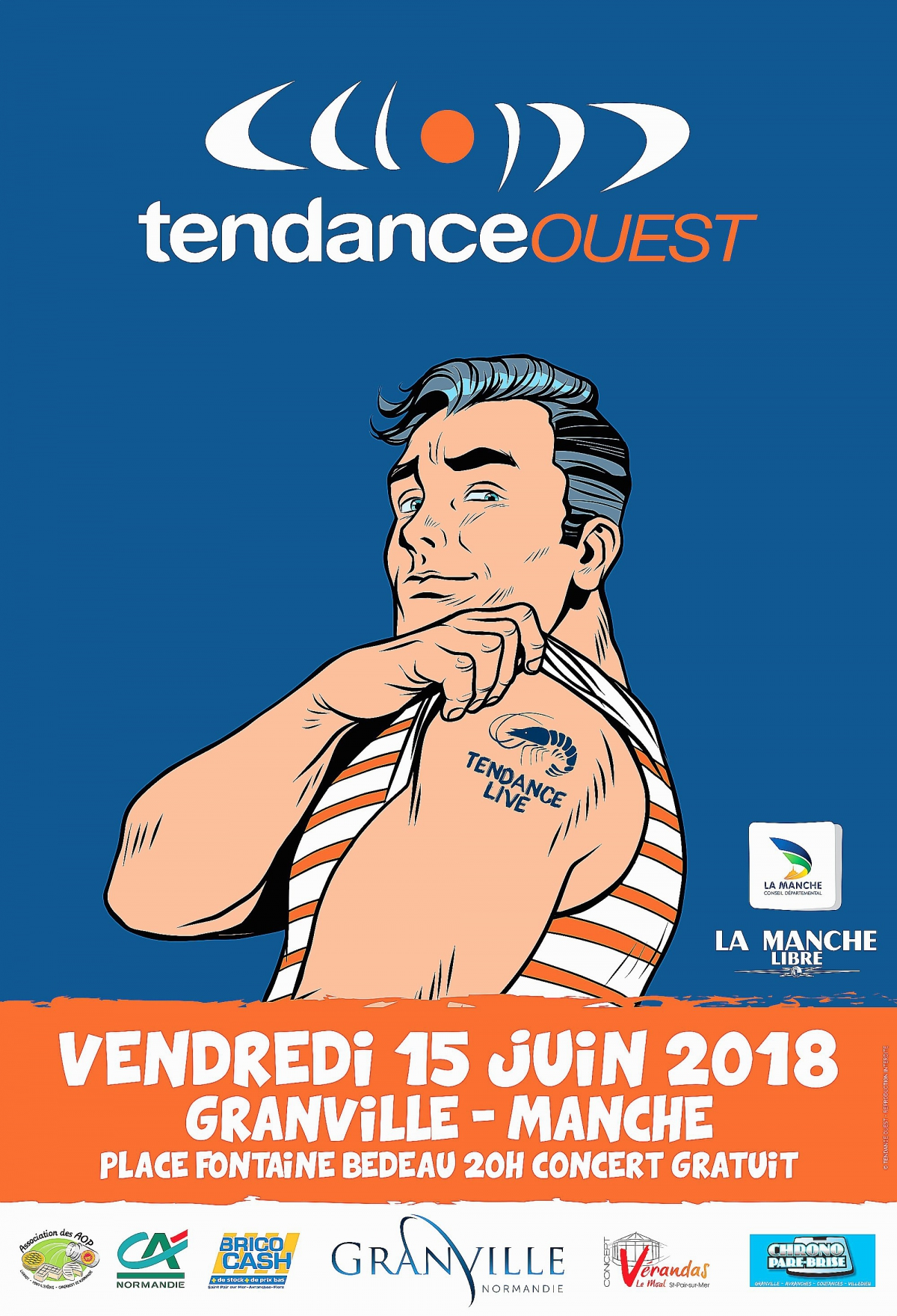 Tendance Ouest dévoile la programmation de son prochain Tendance Live