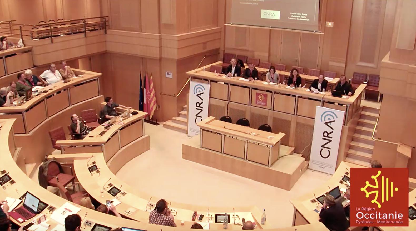 Suivez le Live Stream du congrès de la CNRA en cliquant sur l'image