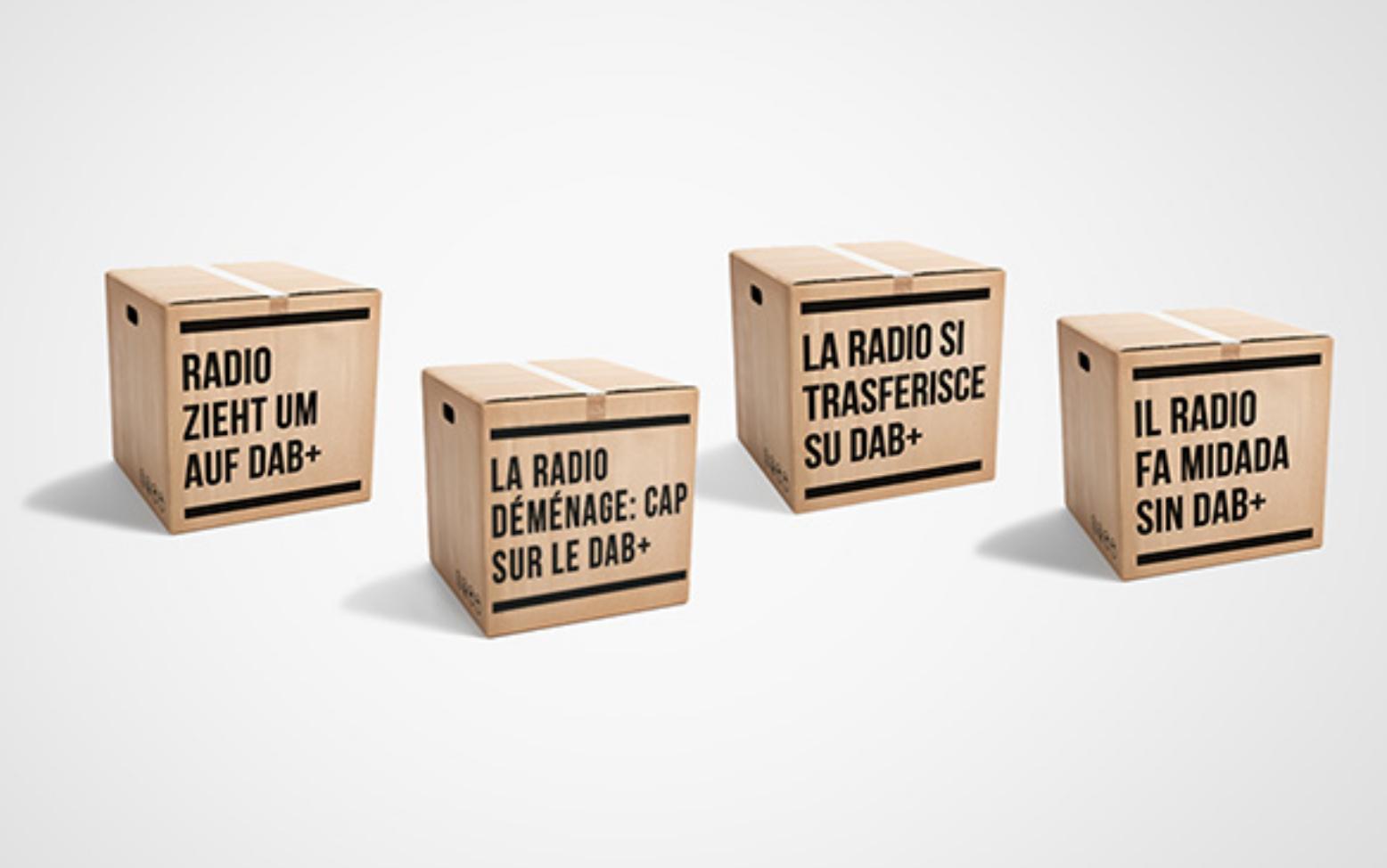 La ComCom lance un appel d'offres pour un nouveau réseau DAB+ en Suisse romande