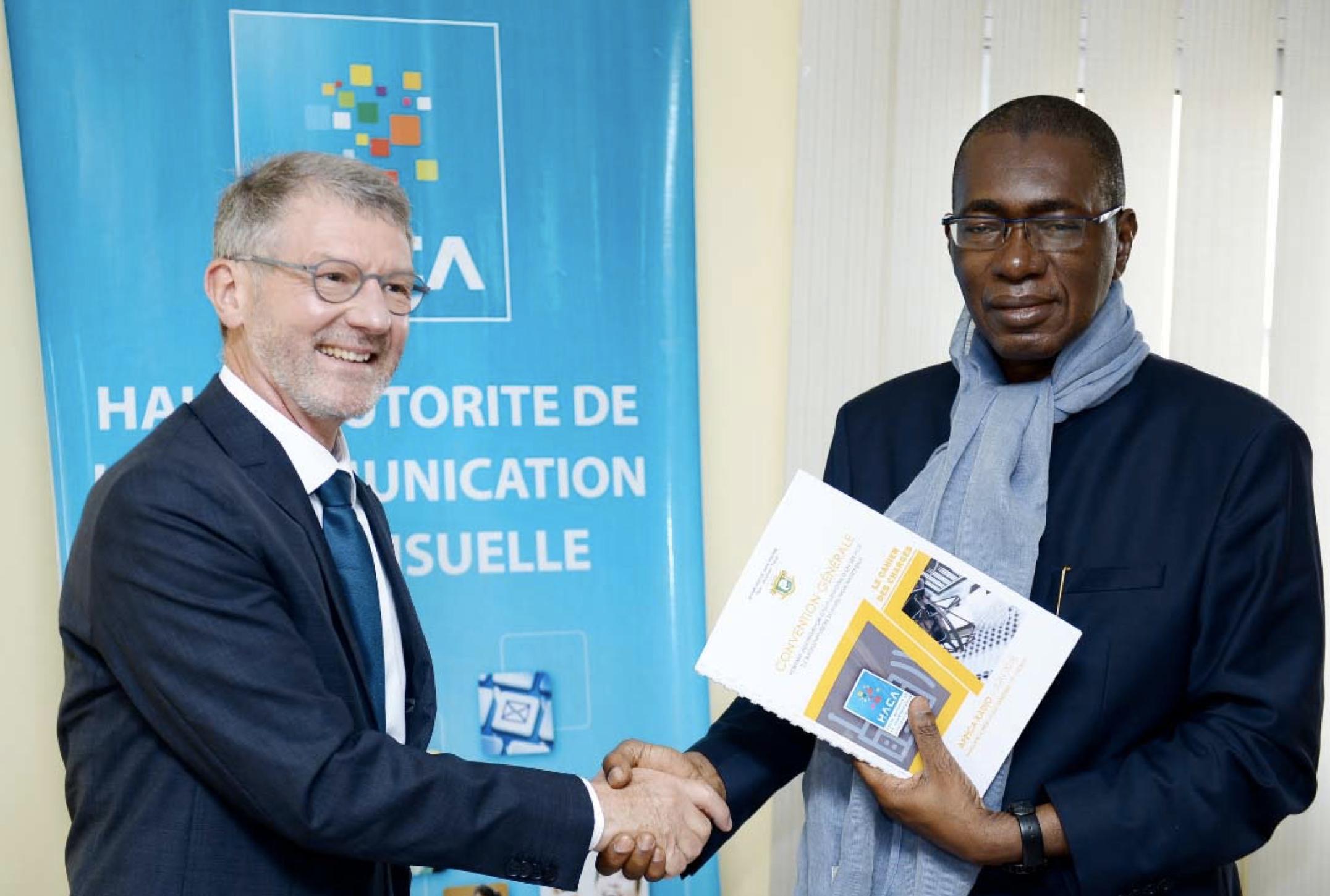 La radio couvrira dès la fin 2018 l'ensemble de l'agglomération d'Abidjan en modulation de fréquence.