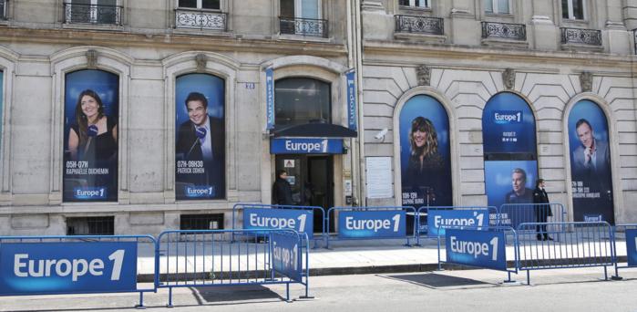 De nouveaux changements à Europe 1 qui déménage dans le 15ème arrondissement de Paris.