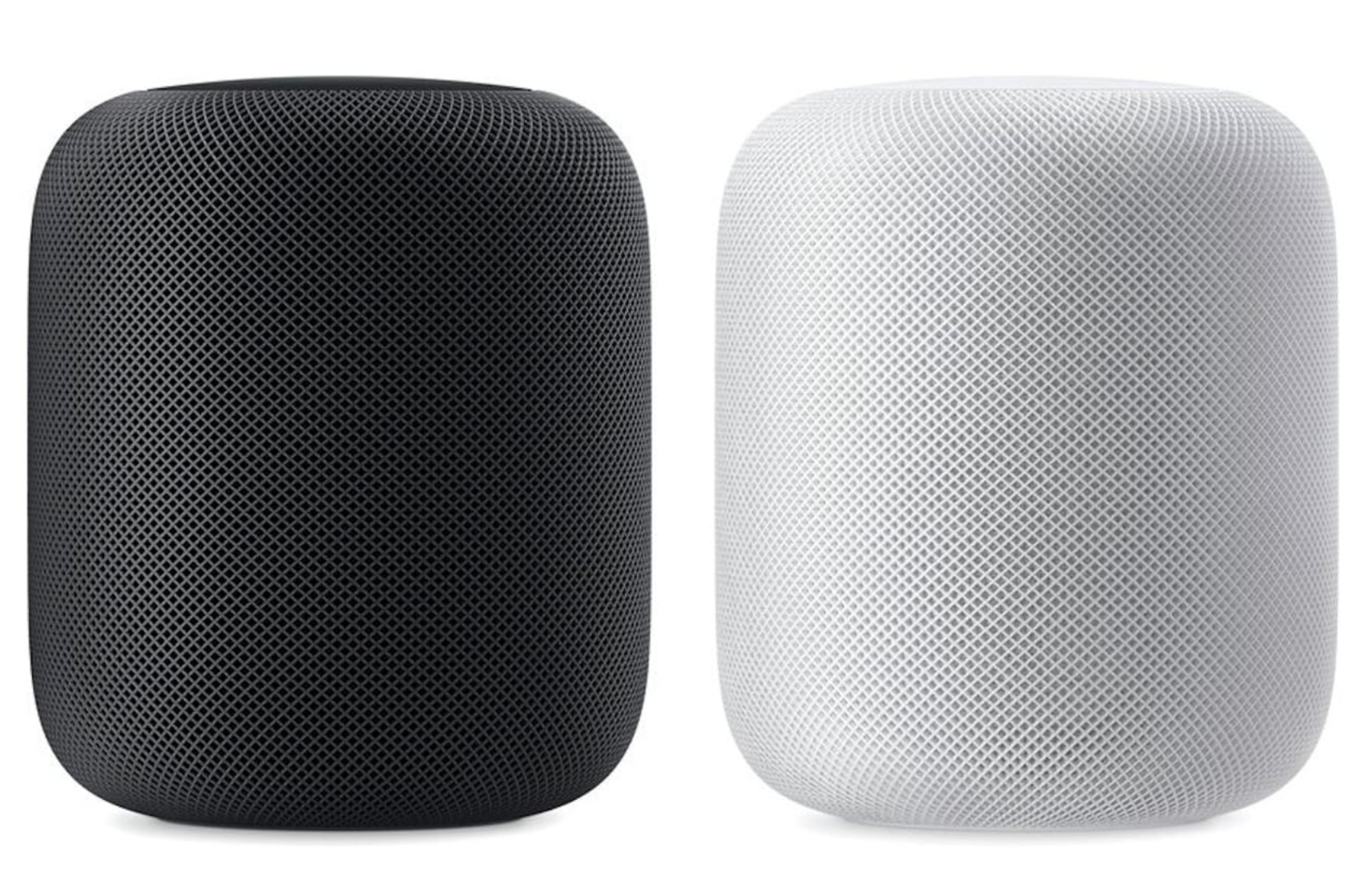 Le HomePod, l'assistant vocal d'Apple avec Siri, sort ce lundi