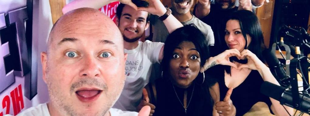 Cauet quitte Virgin Radio