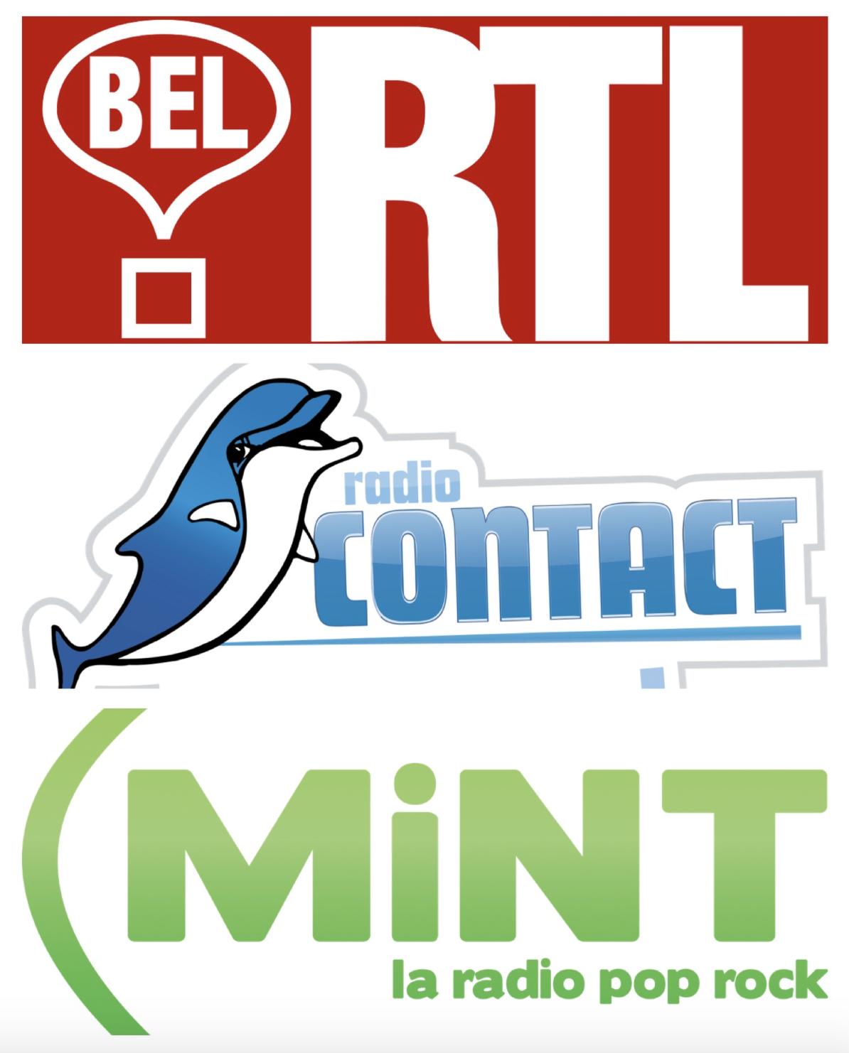 CIM Belgique : les radios de RTL Belgium retrouvent des couleurs