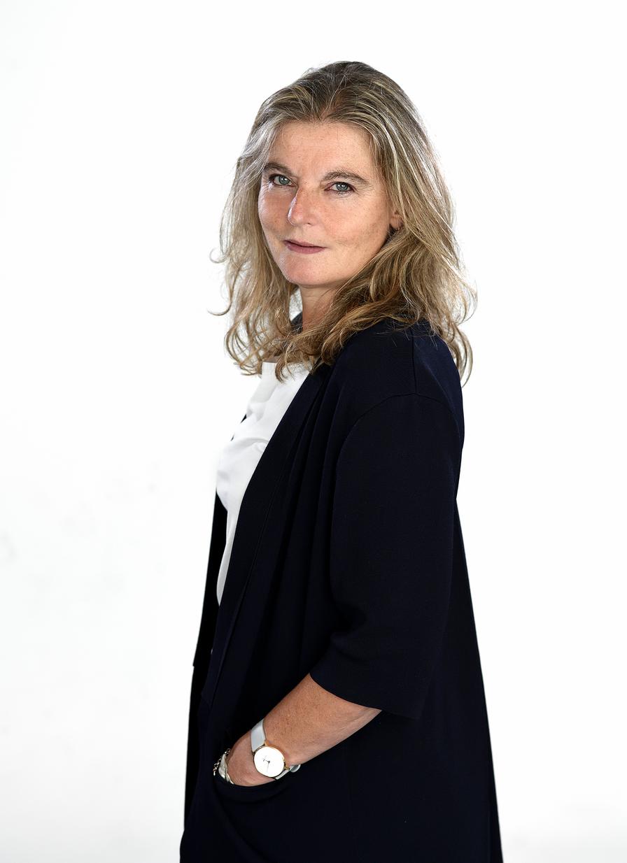 Pour continuer à développer l'audience, Sandrine Treiner mise sur les synergies à mettre en place entre les différentes entreprises de l'audiovisuel public © Radio France / Christophe Abramowitz