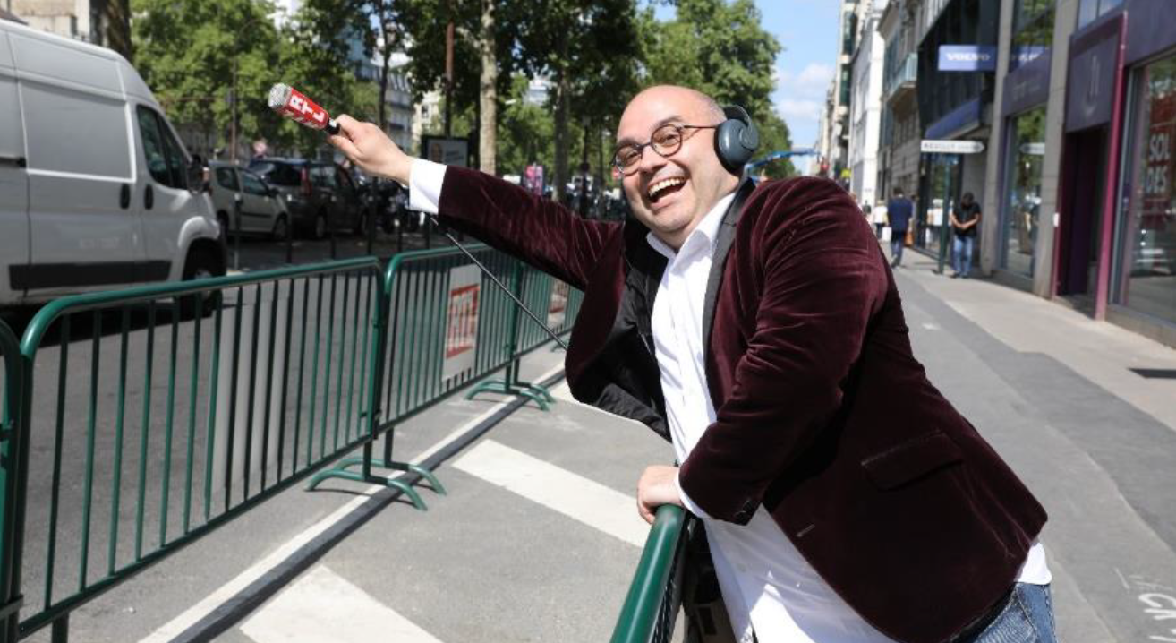 Cet été, Yoann Riou en toute liberté sur RTL