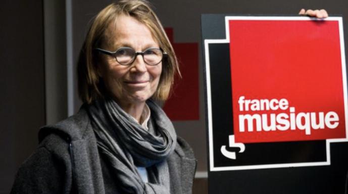 Françoise Nyssen prépare une grande réforme de l'audiovisuel / © Radio France / G.Decalf/FranceMusique