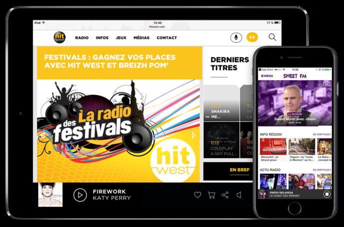 Les Indés radios s'appuient sur Radio King