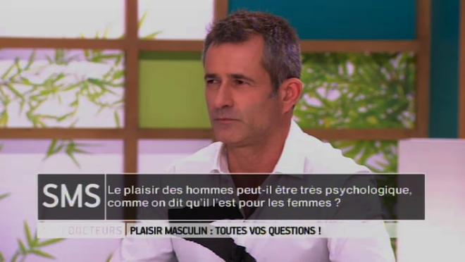 Wilfrid Pavageau est intervenu sur France 5 (Crédit Allodocteurs)