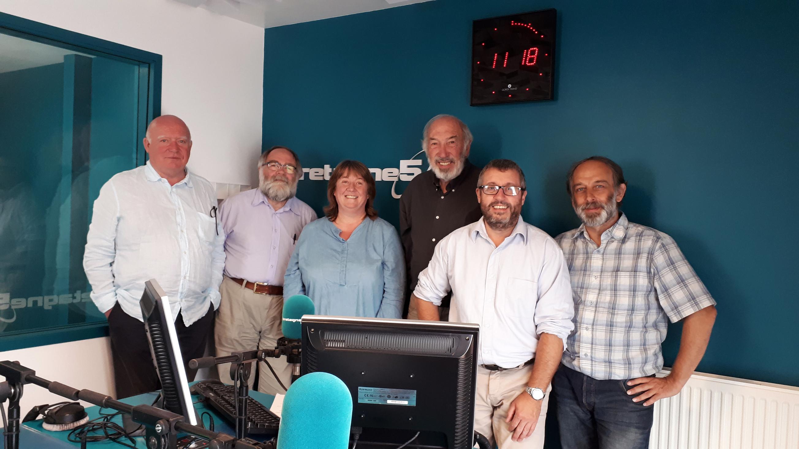 Bretagne 5 a fait le choix des ondes moyennes pour développer un autre modèle radiophonique