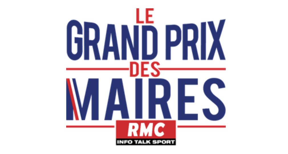 """RMC lance la 1ère édition du """"Grand Prix des Maires"""""""