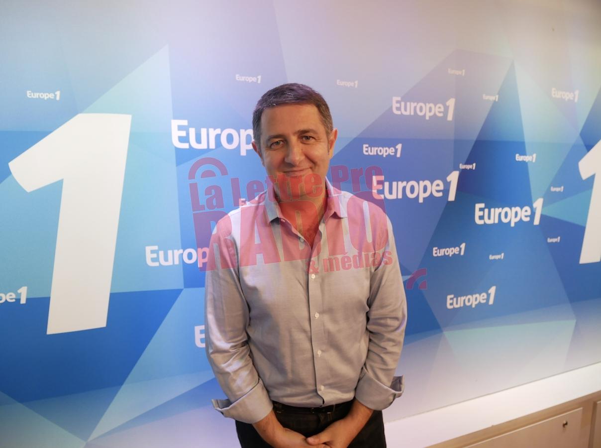 Europe 1 / Laurence Boccolini : Laurent Guimier s'explique