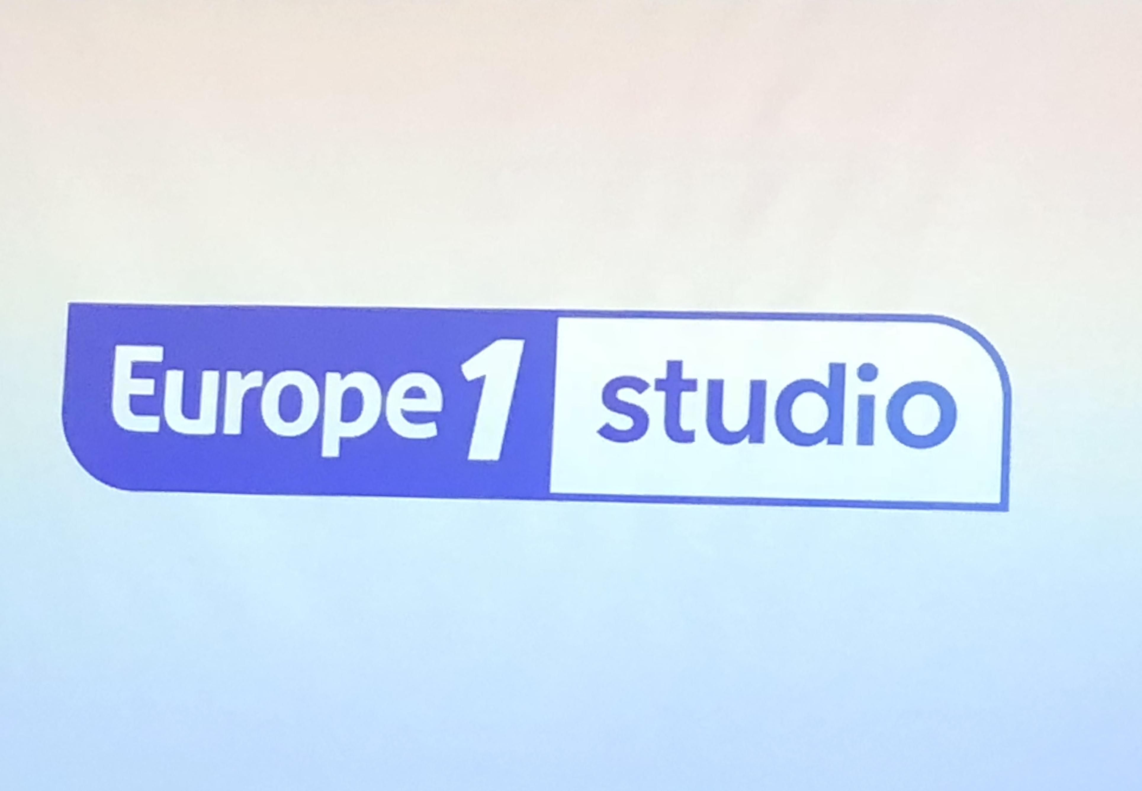 """Europe 1 lance """"Europe 1 Studio"""", laboratoire autour du numérique"""